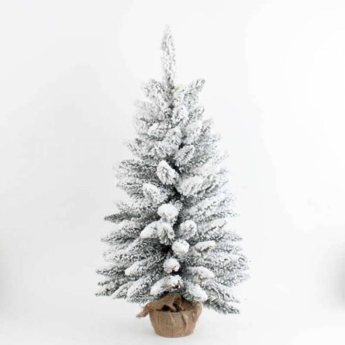 Pom de Crăciun material sintetic Scrooge