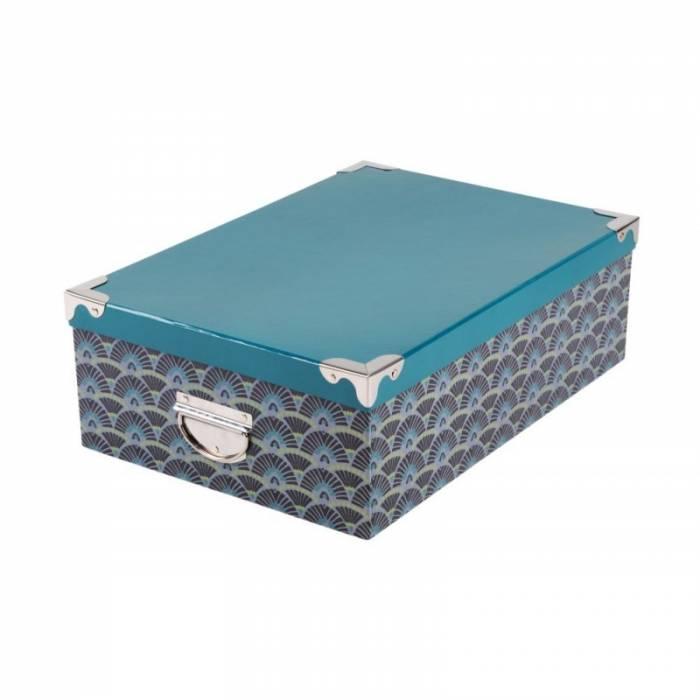 Set 6 cutii cu capac depozitare Guimard Canard