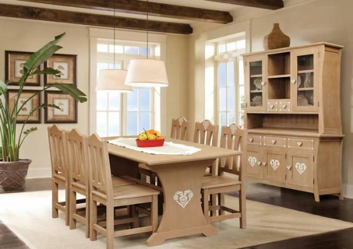 Set mobilă dining Ingrid Valls