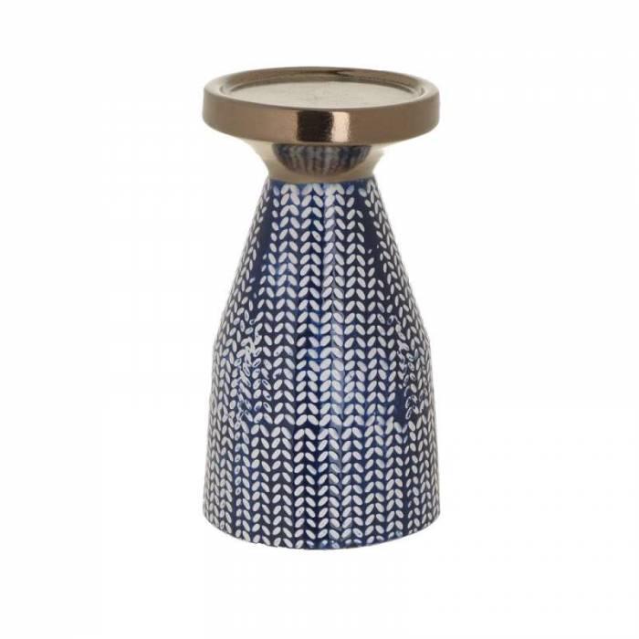 Suport de lumânare ceramic Lynsey