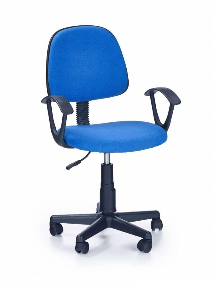 Scaun de birou albastru Darian