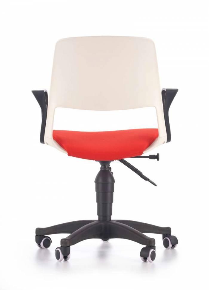 Scaun de birou Jumbo Orange White