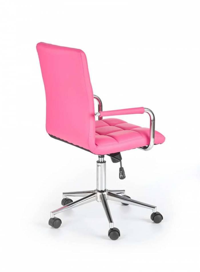 Scaun de birou roz Georgia