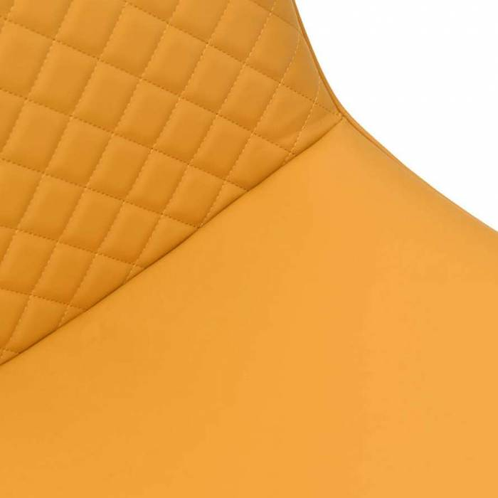 Scaun dining Deco Yellow
