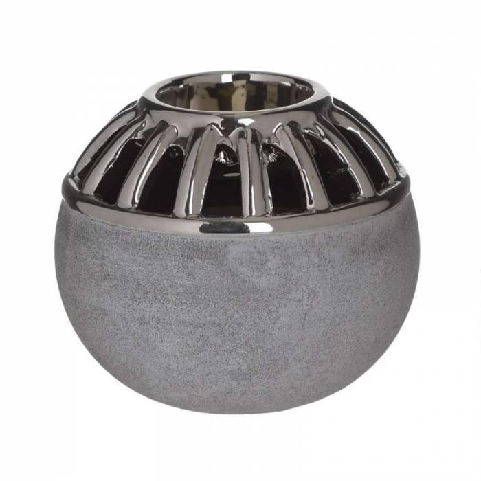 Suport de lumânare ceramic Ike