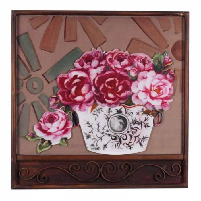 Tablou Pink Flowers