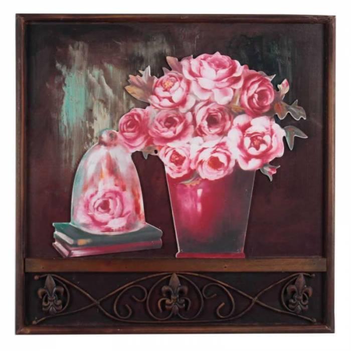 Tablou Pink Flowers II