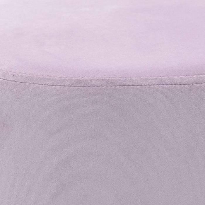 Taburet roz Syble
