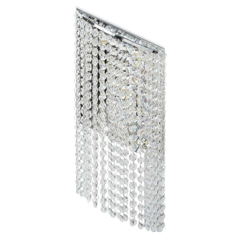 Aplică clasică cu cristale Merano poza