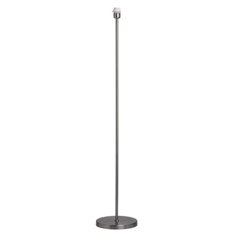 Lampadar metalic August 127 cm, 127x25 cm, metal, gri poza