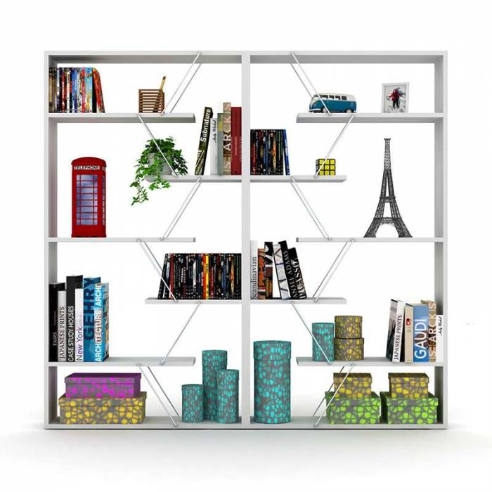 Bibliotecă Tars White