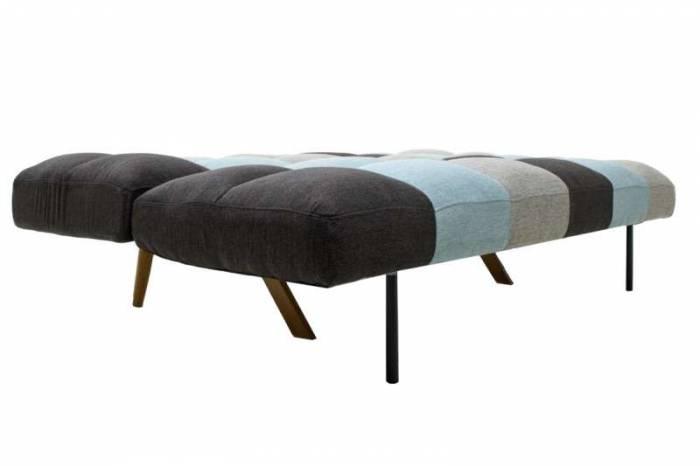 Canapea extensibilă multicoloră Kisha M