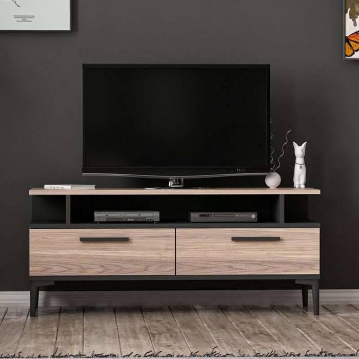 Comodă TV maro Agustina