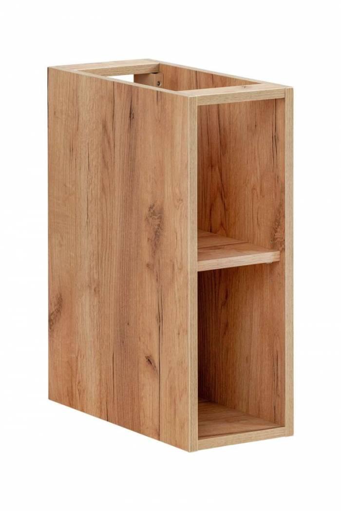 Dulap inferior Capri Oak, 20x57x44 cm, pal, maro