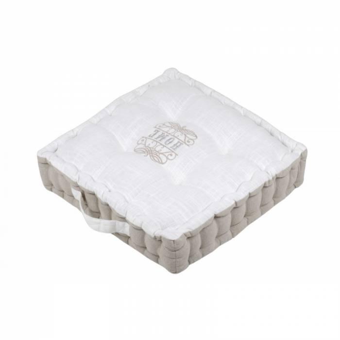 Pernă de podea Home Charline 45x45x10 cm