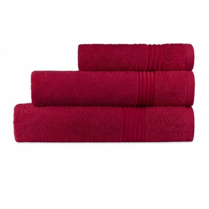 Prosop roșu 70x140 cm Calpe Rojo