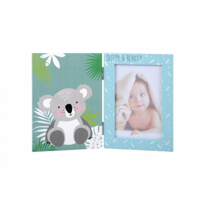 Ramă foto bebelusi Kokoa 26.5x18x0.8 cm