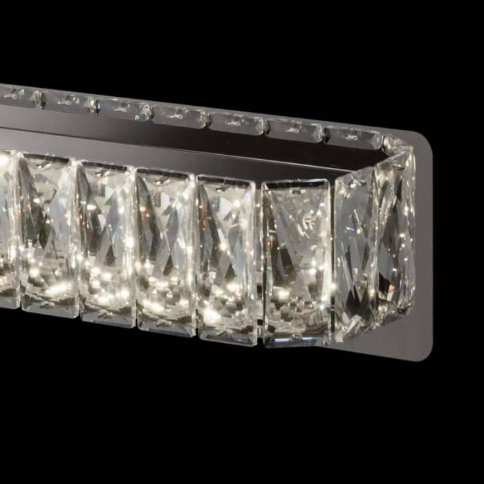 Aplică elegantă cu cristale Ferguson