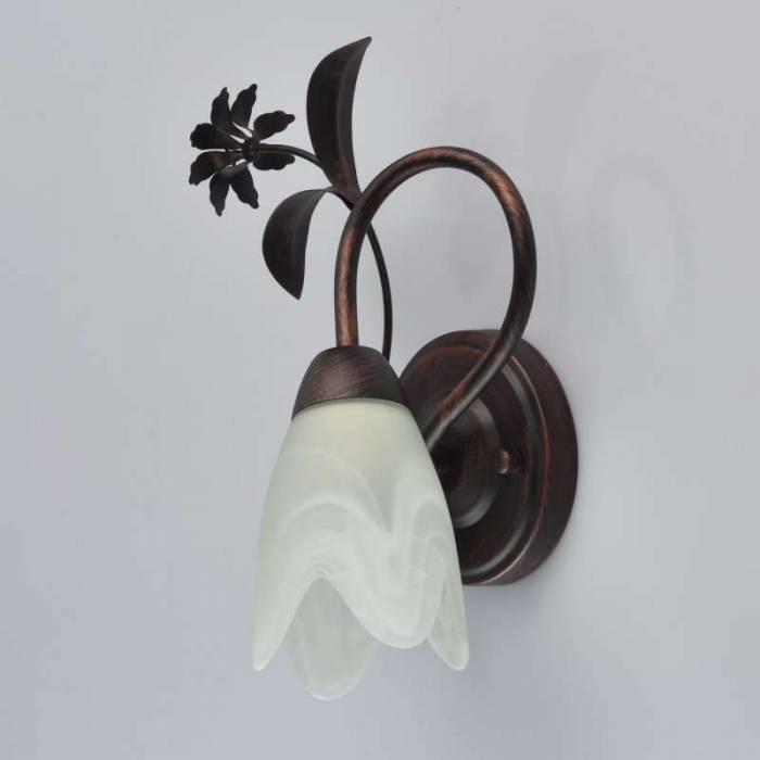 Aplică rustică florală Elisse