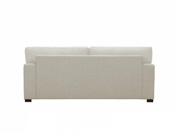 Canapea Daphne, 2 locuri, bej, 170x104x85 cm