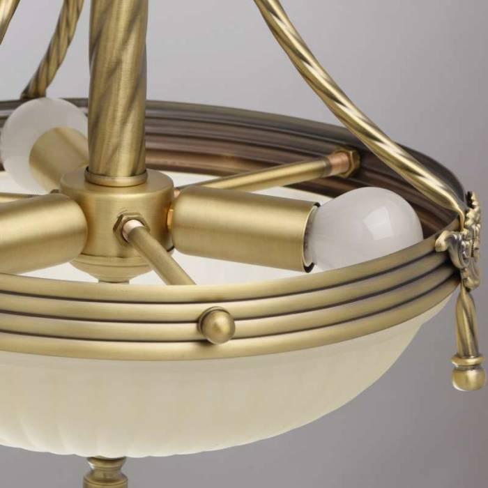 Candelabru auriu Afrodita