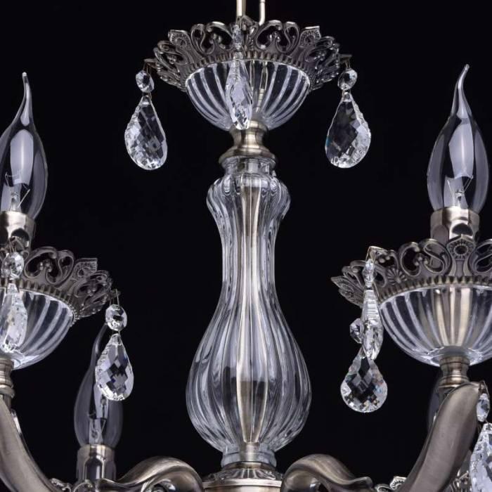 Candelabru cu cristale Bright