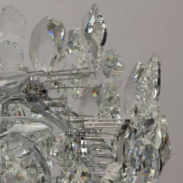 Candelabru cu cristale Laura