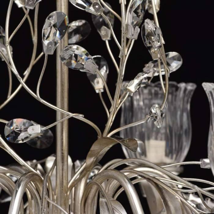 Candelabru cu cristale Melinda