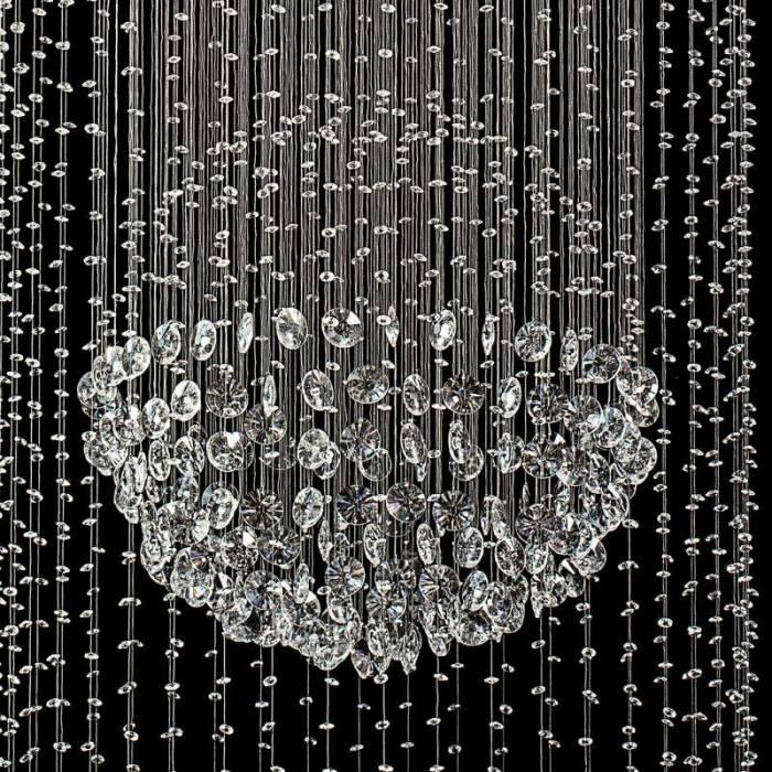 Candelabru cu cristale Palace