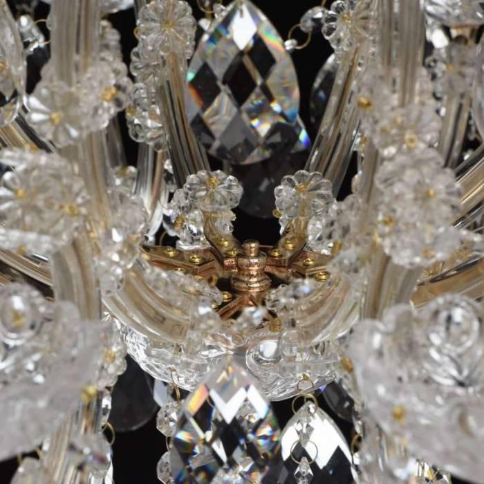 Candelabru cu cristale Pandora