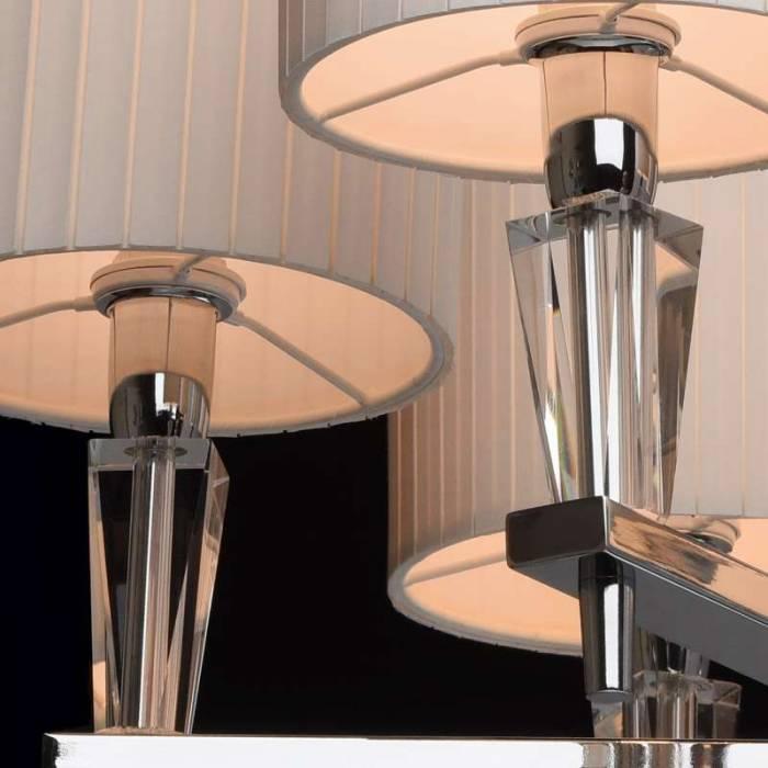 Candelabru modern cu 6 becuri Inessa