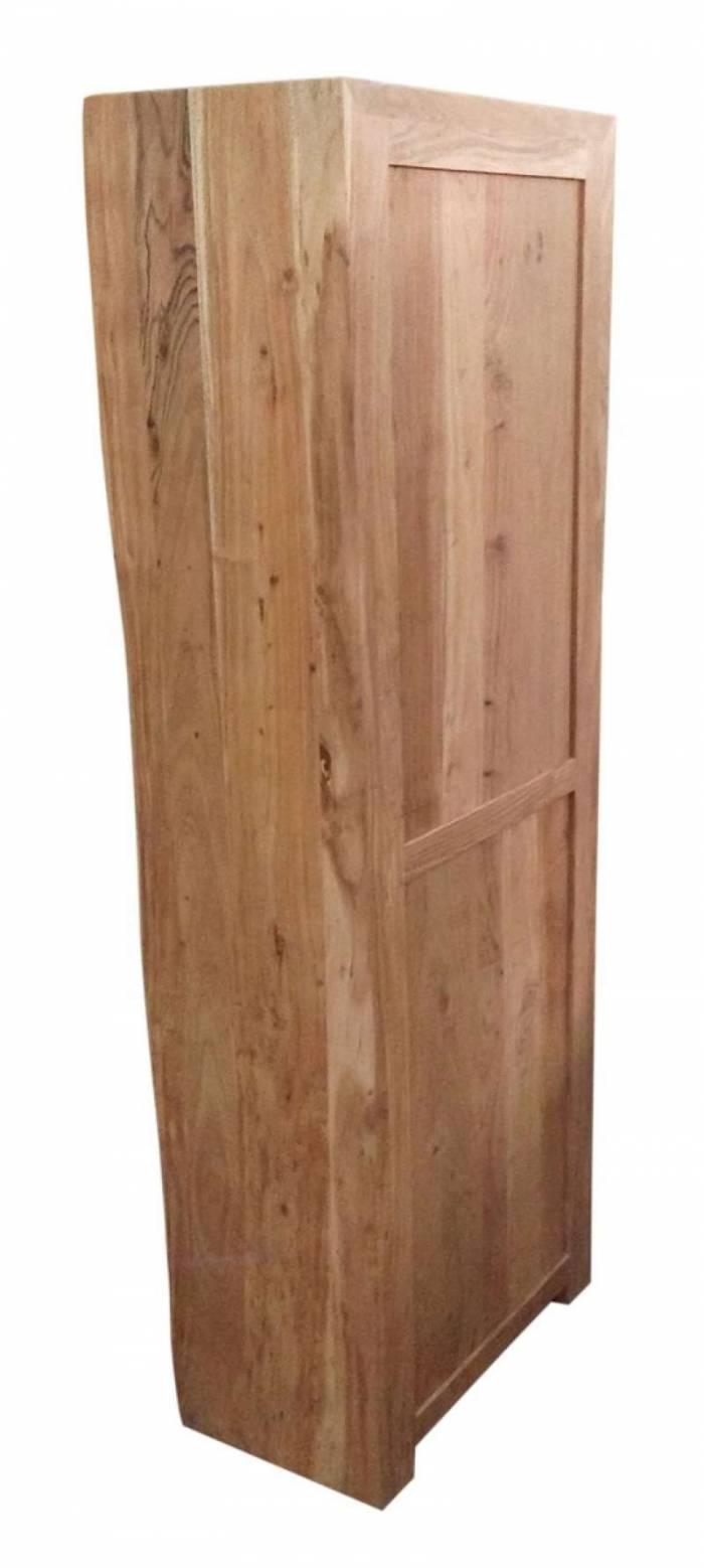 Etajeră living Freya, 190x40x66 cm, acacia, maro