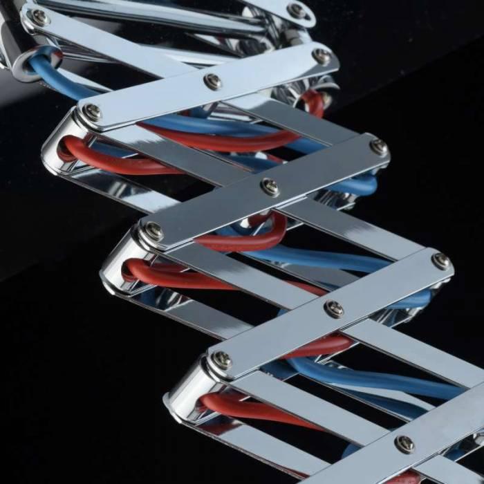 Lustră modernă metalică Omana