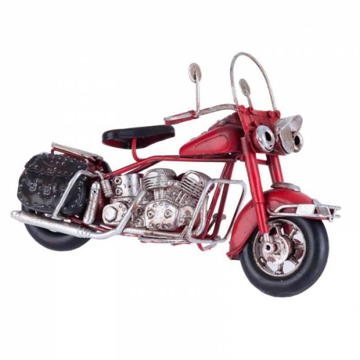 Machetă motocicletă retro Yvone
