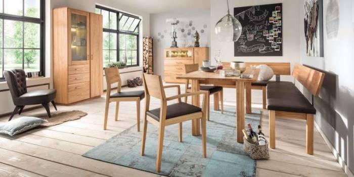 Set de două scaune dining Lima, 87x45.5x59 cm, metal/ ecopiele, maro