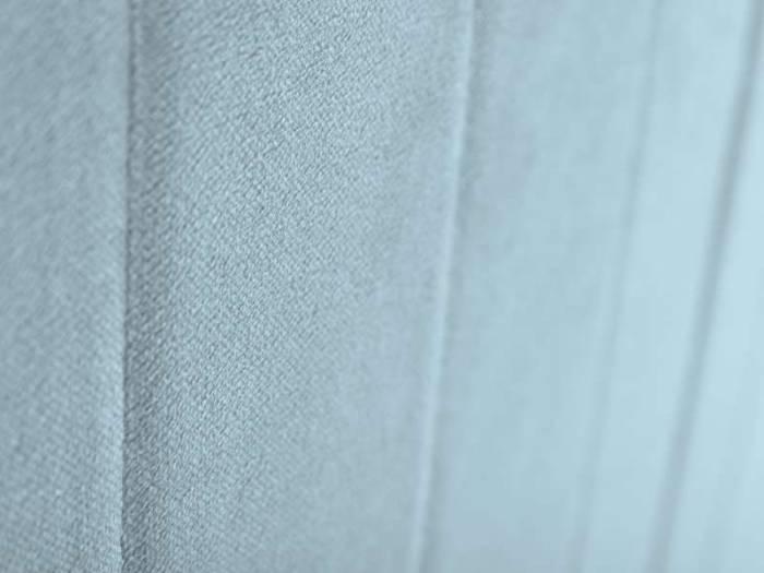 Tăblie de pat Vegas, albastru pastel, 204(160)x20x120 cm