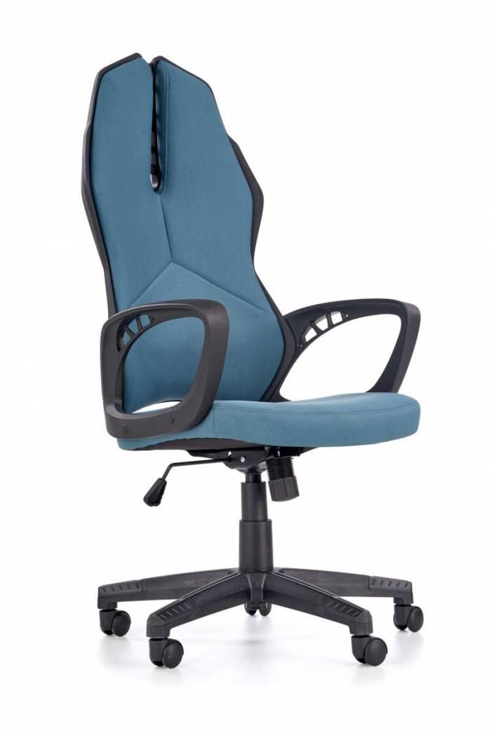 Scaun de birou albastru Cougar - Resigilat
