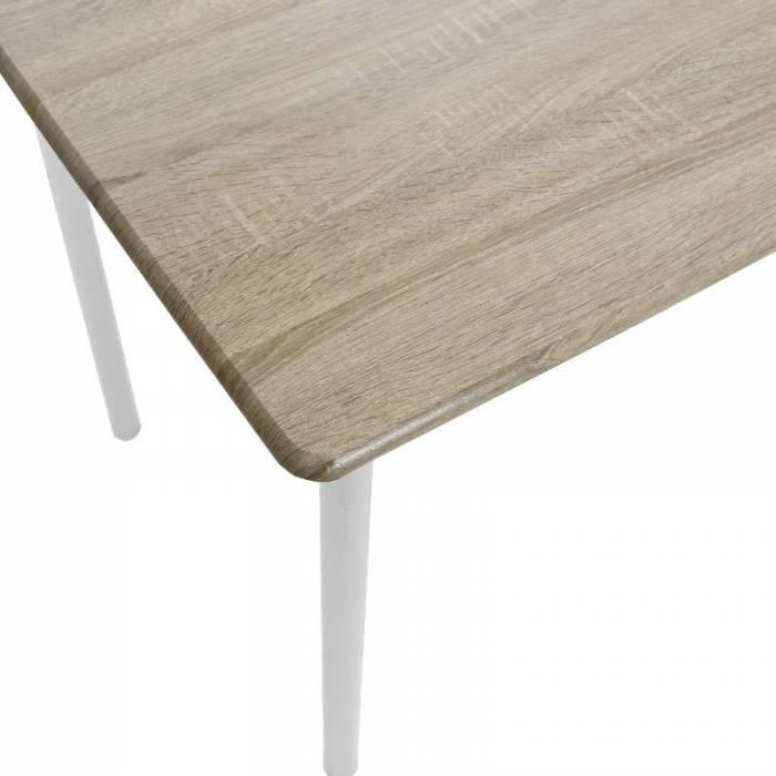 Set masă cu 4 scaune Roza White Sonoma