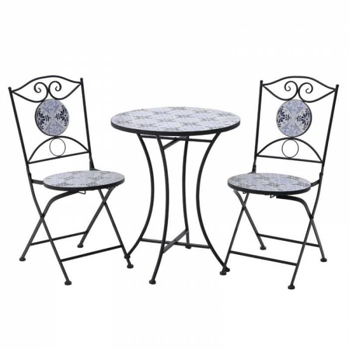 Set masă cu scaune Adolfo