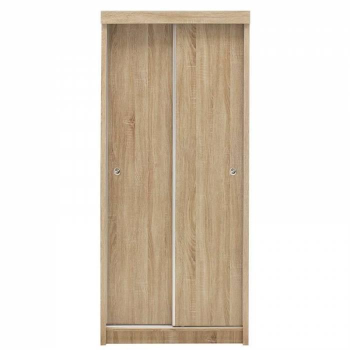 Șifonier cu 2 uși Bolero Sonoma