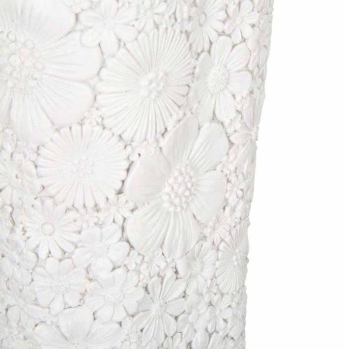 Decorațiune Joi, 60x11x9.5 cm, polirasina, alb