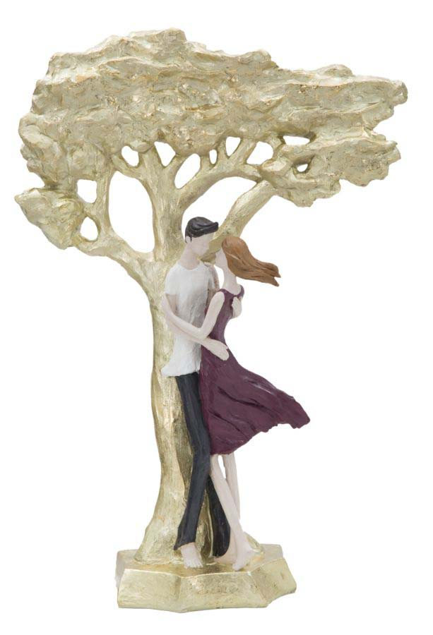 Decorațiune Lorrie, 45x31x13 cm, rasina, multicolor
