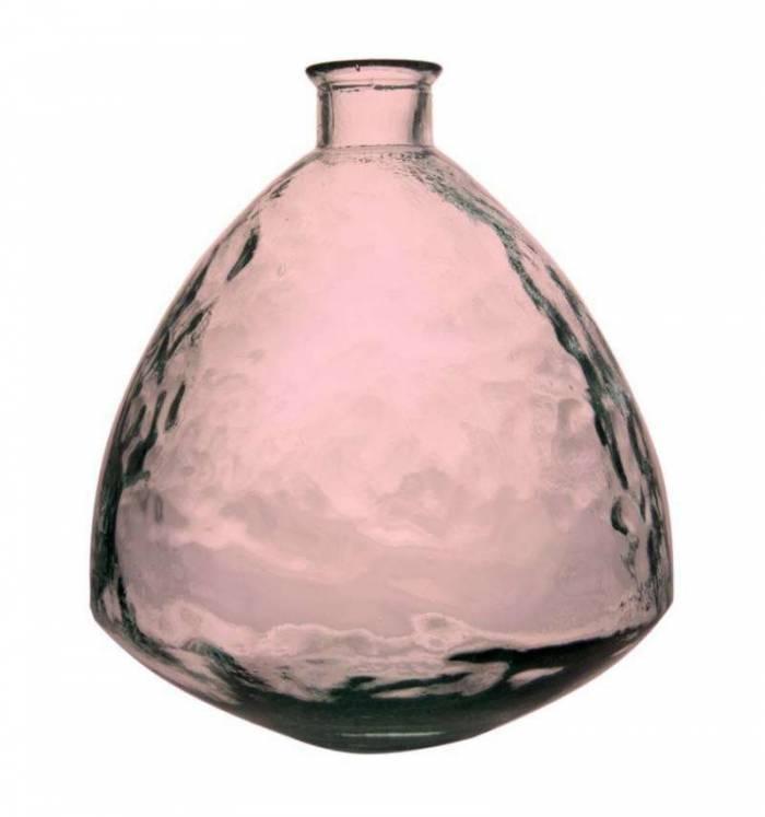 Vază decorativă Ade, 44x38x38 cm, sticla