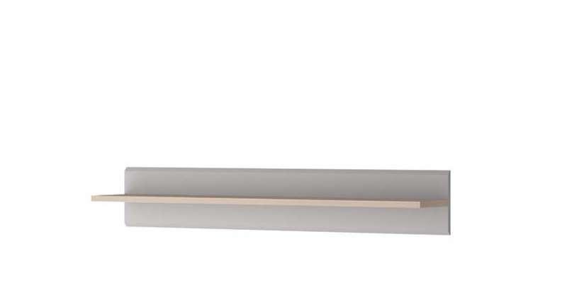 Etajeră Augusta, 17x90x19 cm, pal, gri poza