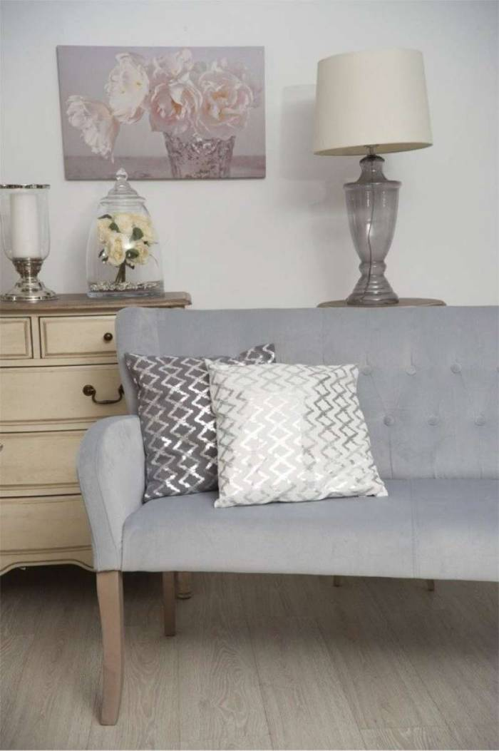 Canapea sofa stânga Eusebio 92x175x60 cm
