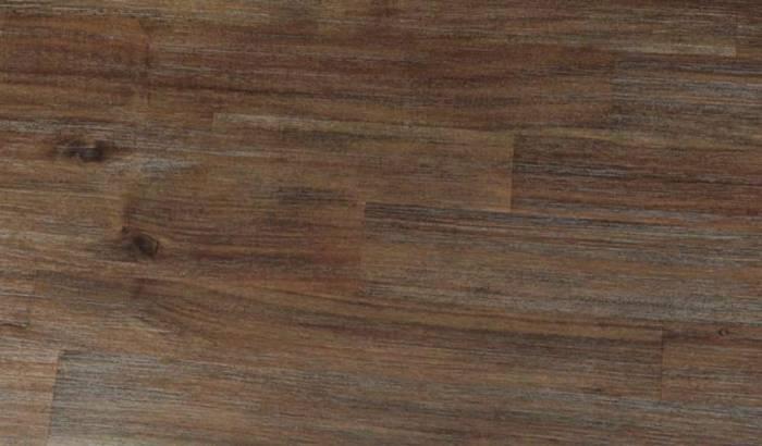 Pat dublu Genaro, 180x200 cm, lemn de acacia, maro