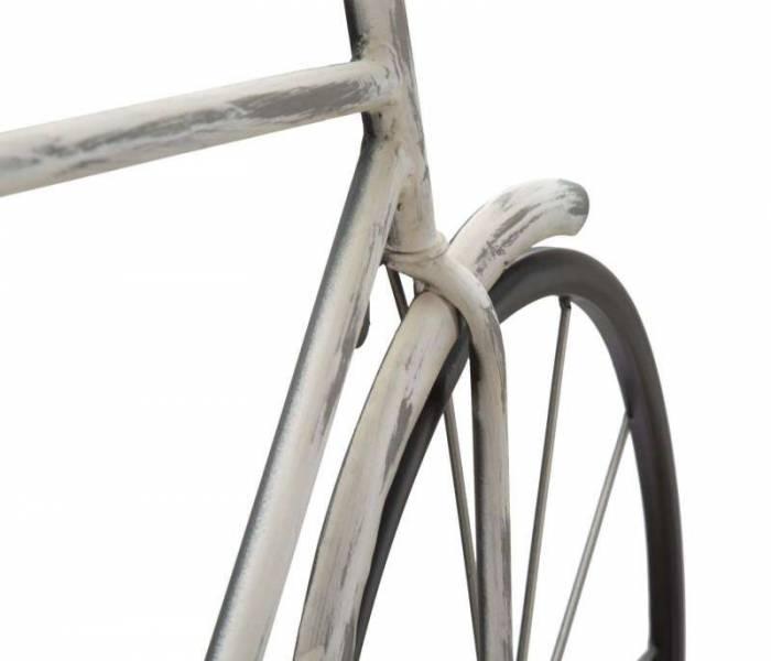 Decorațiune de perete Bike, 61x99x5,5 cm, metal, multicolor