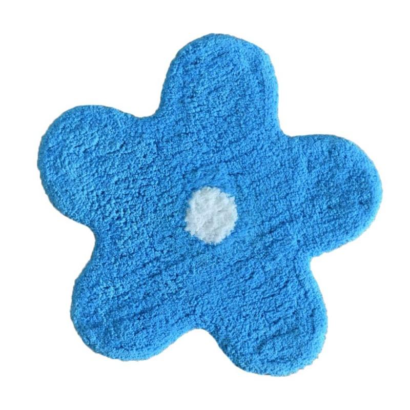Covoraș de baie steluță albastră Alegra poza