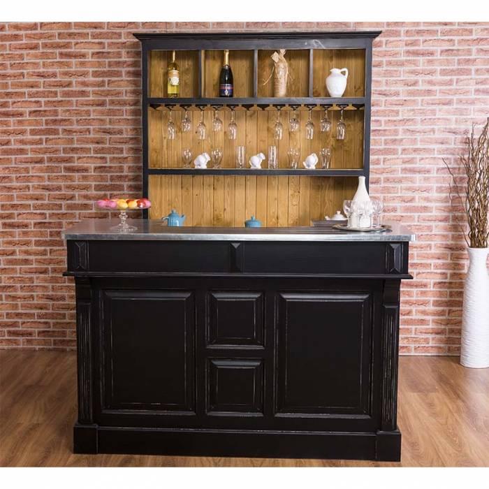 Bar din lemn masiv Hayman