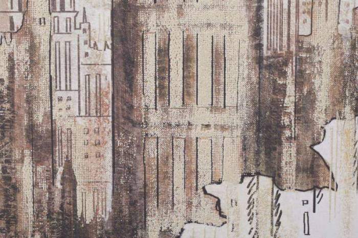 Tablou Big Ben, 90x60x3 cm, lemn de pin/ canvas, multicolor